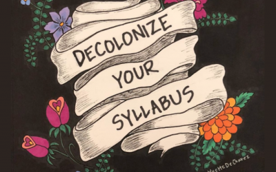 Show Don't Tell: Decolonize your classroom, syllabus, rules, and practices